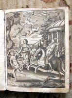 1671 First Edition GUILLELMO DONDINI - HISTORIA de REBUS in GALLIA GESTIS ab ALEXANDRO FARNESIO - with ALL 5 PLATES by GUILLELMO DONDINI