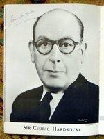 1959 MAJORITY OF ONE Program SIGNED by CEDRIC HARDWICKE, GERTRUDE BERG, BERTA GERSTEN, SAHOMI TACHIBANA + 9 Others by Leonard Spigelgass