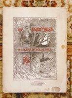 1895 JOHNNY CRIMSON LEGEND OF HOLLIS HALL (HARVARD) by Percy Wallace MacKaye '97 by Percy Wallace MacKaye
