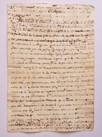 1795 OFFICIAL HANDWRITTEN DOCUMENT SIGNED by KING OF SPAIN to the GOVERNOR of CUBA