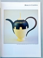 WILDLY DESIGNED CERAMIC TEAPOTS by ARTISTS Illustrated Catalog 2011