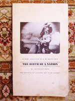 1961 SHOT ANALYSIS of D.W. GRIFFITH'S BIRTH OF A NATION, by Theodore Huff PUBLISHED by the Museum of Modern Art Film Library by Theodore Huff, D.W. GRIFFITH