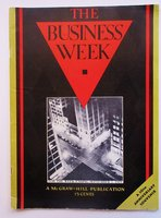 BUSINESS WEEK First Issue SEPTEMBER 7, 1929 : 30th Anniversary Souvenir Edition