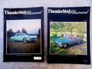 Another image of 8 Issues THUNDERBIRD ILLUSTRATED Magazine 1974-1976 Full of Great Early T-Birds