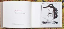 Another image of ROBERT MOTHERWELL : APROPOS Exhibit Catalog SIGNED by the ARTIST & HIS WIFE 1981 by Robert Motherwell