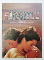 Italian Movie Directors PAOLO & VITTORIO TAVIANI **SIGNED** Promo Book for Their Film FIORILE 1993 by PAOLO TAVIANI and VITTORIO TAVIANi