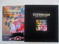 EVERNHAM Racer Innovator Leader **SIGNED & INSCRIBED COLLECTOR'S EDITION #68 of 500** NASCAR MOTORSPORTS by Ray Evernham