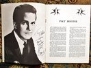 Another image of 1965 WEST SIDE STORY Program SIGNED by 9 including PAT BOONE, GUS TRIKONIS, ELAINE DUNN, MARLYS WATTERS by (PAT BOONE, GUS TRIKONIS, ELAINE DUNN, MARLYS WATTERS)