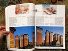 Another image of 1989 K : KERAMIKOS INTERNATIONAL CERAMICS MAGAZINE w/ ALDO ROSSI on PARMA TOWERS by Aldo Rossi, et al