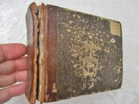 1762 Hiller GEISTLICHES LIEDERKÄSTLEIN / SACRED BIBLICAL SONGBOOK Rare First Ed. by Philipp Friedrich Hiller