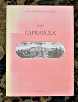 CAPRAROLA, ITALY Large Format Illustrated HISTORICAL ATLAS Published ROME 1986 by Enrico GUIDONI and Giulia PETRUCCI
