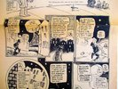 Another image of 1977 DAN O'NEILL'S SWAN SONG and APOLOGY to HERB CAEN Comic Strip ODD BODKINS by DAN O'NEILL