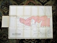1879 NORTH WESTERN ONTARIO : BOUNDARIES, RESOURCES & COMMUNICATIONS w/ LARGE MAP