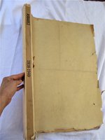1938-1940 ASBAREZ ARMENIAN NEWSPAPER 156 ISSUES 3 YEARS Bound Together PUBLISHED IN FRESNO, California