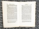 Another image of 1847 F. A. Pouchet THÉORIE POSITIVE de L'OVULATION SPONTANÉE / SPONTANEOUS GENERATION OF LIFE - 2 VOLUMES including the ATLAS with 20 HAND COLORED PLATES by Félix Archimède Pouchet