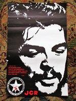 1977 CHE GUEVARA Original RADICAL REVOLUTIONARY POSTER by INKWORKS PRESS, Berkeley by (Che Guevara)