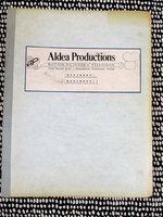 1960 Unproduced ORIGINAL SCREENPLAY by WALTER REISCH Nazi Escapee / Screenplay Writer of GASLIGHT, NINOTCHKA, +++ by WALTER REISCH