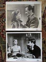 INGMAR BERGMAN WOMEN - SIX Original FILM STILLS / PHOTOS of BERGMAN FILM STARS by Ingmar Bergman