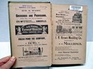 Another image of 1899 Original SOMERVILLE, MASSACHUSETTS, CITY DIRECTORY w/ Every RESIDENT & BUSINESS