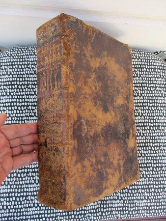 1731 BIBLIA SACRA Vulgatae Editionis SACRED BIBLE Annotated BAPTISTA DU HAMEL by BAPTISTA DU HAMEL