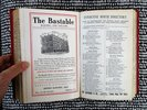 Another image of 1908 SYRACUSE, NEW YORK, CITY DIRECTORY w/ Every RESIDENT & BUSINESS plus Rare FOLDING MAP