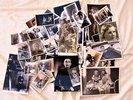 Another image of LENA BIRKOVÁ Russian-Czech ACTRESS Large Family PHOTO ARCHIVE approx 350 Items by LENA BIRKOVA