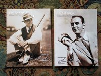 TWO AUCTION CATALOGS Featuring The SAM SNEAD COLLECTION Golf Golfing 2013 & 2014 by Sam Snead
