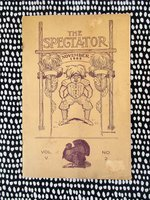 1905 SPECTATOR: JOURNAL of LOUISVILLE KENTUCKY MALE HIGH SCHOOL Student Life, Athletics, Stories