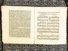 Another image of 1821 SACRED MUSIC of the REFORMATION Scarce Musicology with 163 CHURCH CHORALES by Georg Reimer