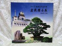 BONSAI TREES & ELEGANT ROCKS ILLUSTRATED with 269 Full Page PHOTOGRAPHIC PLATES Nantou Festival, TAIWAN