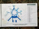 Another image of 1997 MASTER PLAN for the SAN FRANCISCO INTERNATIONAL AIRPORT with 42 large Drawings / Schematics + 31 loose Photographic Plates