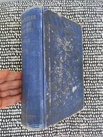 1894 WORCESTER HOUSE CITY DIRECTORY & FAMILY ADDRESS BOOK with PROPERTY RECORDS and REAL ESTATE PRICES