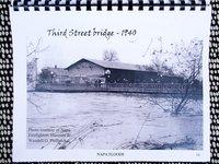 NAPA GOT WET : PHOTOGRAPHS of NAPA RIVER FLOODS 1877 - 2002 by Al Edmister