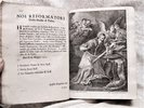 Another image of 1712 Vellum VITA DI S. PIO QUINTO / LIFE OF POPE PIUS V with RARE FOLDING PLATE
