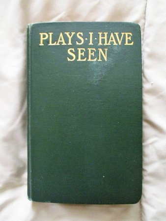 """1912 San Francisco Girl's SCRAPBOOK of """"PLAYS I HAVE SEEN"""" Hand Notes w/ Clippings"""