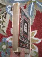1917 FIVE HUNDRED YEARS of YIDDISH POETRY, edited by M. BASSIN an Anthology by M. Bassin, editor