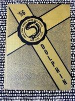 1956 PALO ALTO California DOLPHIN YEARBOOK DAVID STARR JORDAN MIDDLE SCHOOL/ JUNIOR HIGH SCHOOL