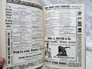 Another image of 1904 PORTLAND, OREGON, CITY DIRECTORY w/ Every RESIDENT'S NAME, ADDRESS & TRADE