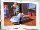 Another image of ROBOTS AND DONUTS the ART of ERIC JOYNER **SIGNED & INSCRIBED and with a DRAWING** by Eric Joyner