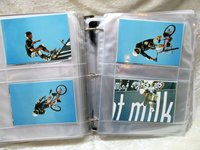 "EXTREME SPORTS ""GOT MILK"" GRAVITY TOUR 2000 w/ 174 ORIGINAL PHOTOS of X-GAMES ATHLETES in ACTION"