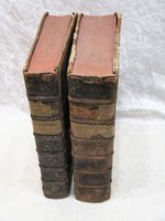 1747 CORPUS JURIS CONONICI GREGORII XIII of JUSTUS HENNING BÖHMER Important & Influential JURIST & LEGAL SCHOLAR by JUSTUS HENNING BÖHMER / BOEHMER
