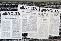 4 Newsletters by Friends of UPPER VOLTA (BURKINA FASO) AFRICA 1977-1979