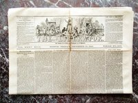 1865 LIBERATOR ANTI-SLAVERY ABOLITIONIST Newspaper IMPORTANT FINAL ISSUE with UNPUBLISHED ABRAHAM LINCOLN TEXT by William Lloyd Garrison, Abraham Lincoln
