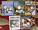 Another image of 29 CATALOGS of ASHLAND : A CATALOG of FINE and IMPORTANT POCKET WATCHES 2002-2015 Illustrated