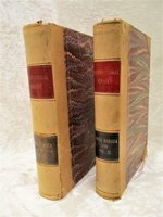 1907 NORTH DAKOTA & SOUTH DAKOTA CONSTITUTIONAL CONVENTIONS of 1885 and 1889 at SIOUX FALLS - TWO VOLUME SET 1 of 1000