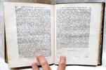 Another image of 1710 Prosperi Alpini PRAESAGIENDA VITA & MORTE AEGROTANTIUM Rare Book on MEDICAL PROGNOSIS & DIAGNOSIS by PROSPERO ALPINI, aka PROSPERI ALPINI, PROSPERUS ALPINUS