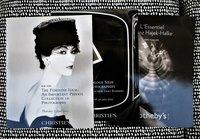 3 Auction Catalogs FEMALE NUDES & FASHION PHOTOGRAPHS Jeanloup Sieff, Heinz Hajek-Halke, ++