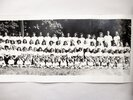 Another image of 1947-1951 THREE JEWISH SUMMER CAMP PANORAMIC PHOTOS with 165 NAMES Camp Raleigh-Maccabee and Camp Leonore
