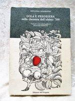 170 RECIPES from a 16th Century CONVENT in PERUGIA, ITALY Text in ITALIAN by GIOVANNA CASAGRANDE / SISTER MARIA VITTORIA DELLA VERDE
