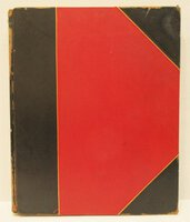 1939 FORTUNE MAGAZINE Special NEW YORK CITY Issue with FOLDING MAP - Bound in Hardcovers